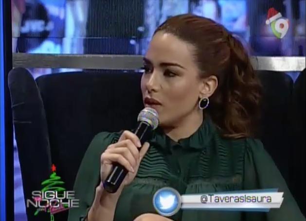 Entrevista A Isaura Taveras Donde Habla Del Divorcio Con Esposo En 'Sigue La Noche' #Video
