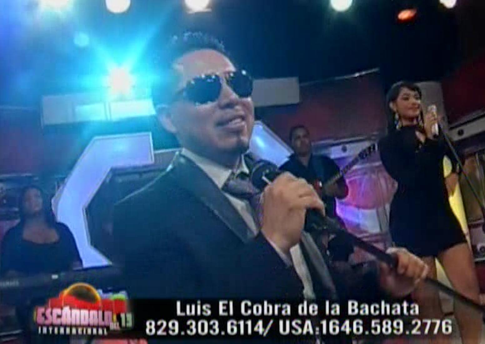 Bachata De Luis El Cobra