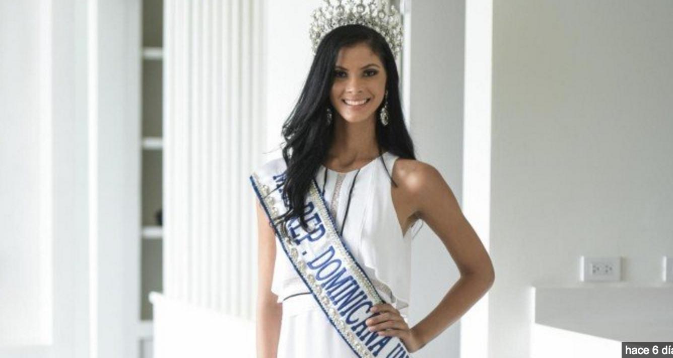 Grace Reyes Defiende A La Miss Republica Dominicana Sal Garcias