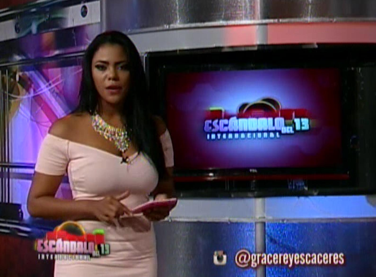 Grace Reyes Informa Sobre Lo Que Sucede Con Ana Carmen De León