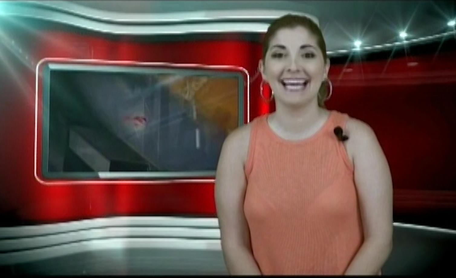Leila Mejia Habla Sobre Las Encuestas Y Los Candidatos