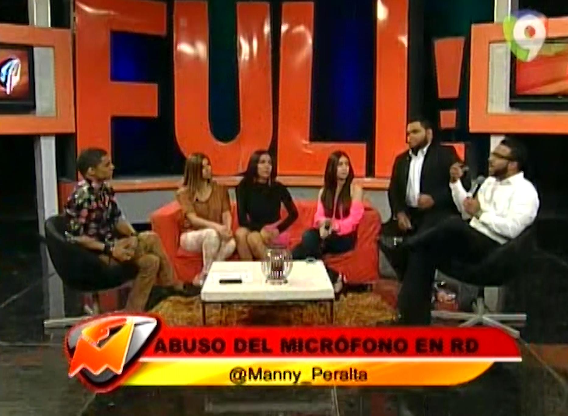Full Con Many  Jóvenes Comunicadores Se Siente Preocupados Por El Mal Uso De Television Y Radio Dominicana.
