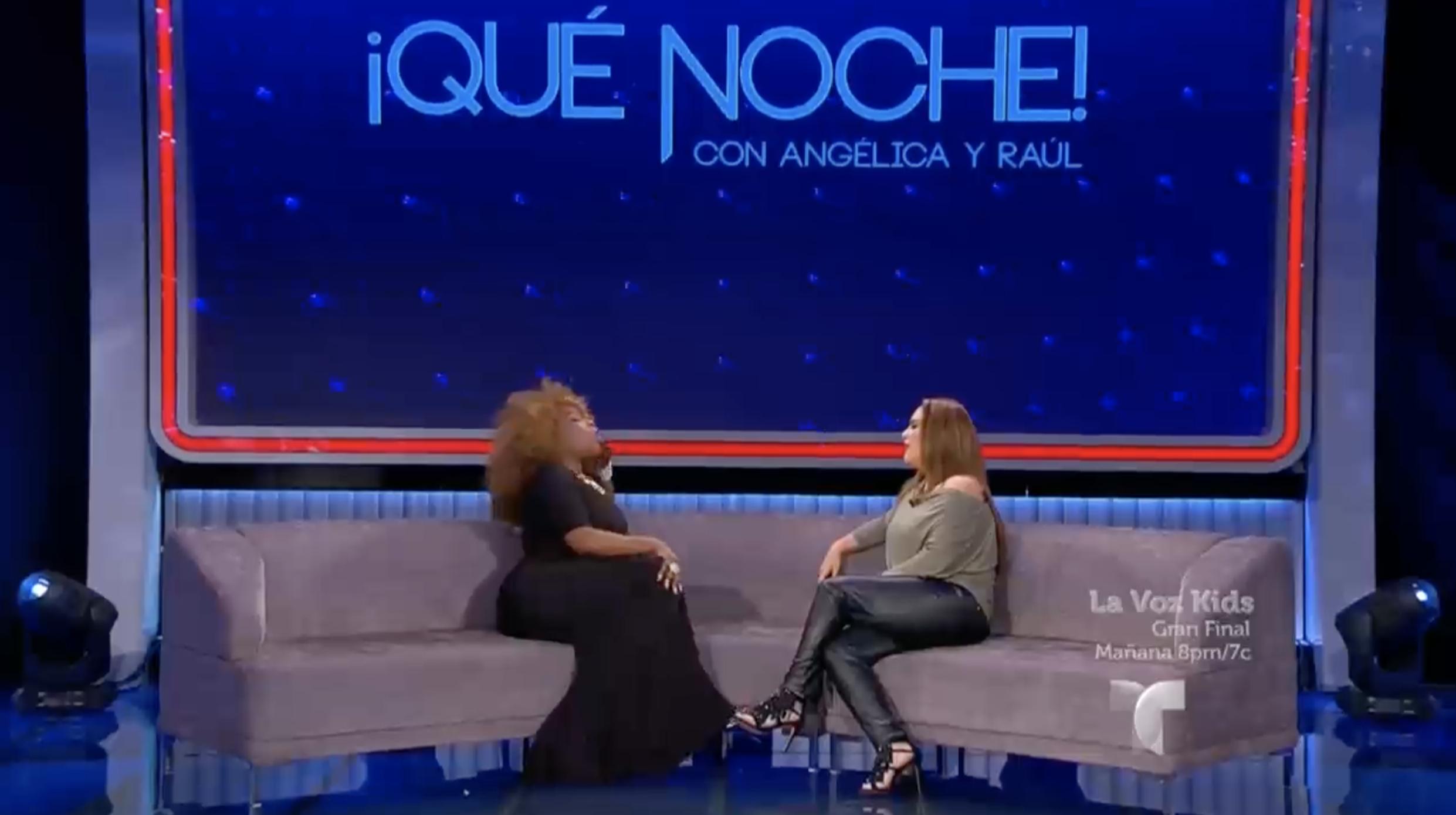 No Te Pierdas Esta Entrevista Muy Divertida A Chiqui Bom Bom La Pantera En Que Noche