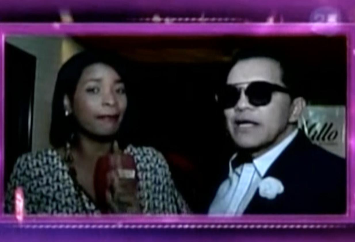 Entrevista Especial A Rafa Rosario En Luminarias TV