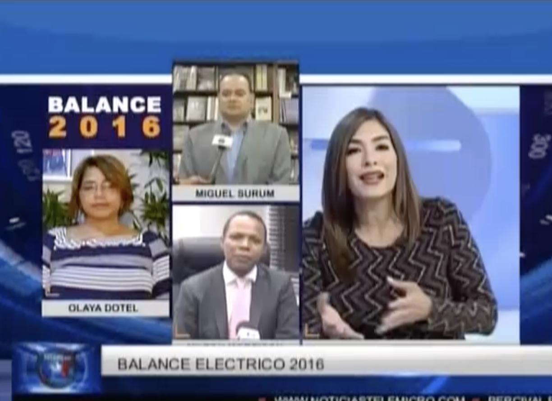 Noticias Telemicro Presenta Un Balance Especial Del 2016 Para Ver El Crecimiento De RD En Lo Político, Económico, Social Y Judicial.