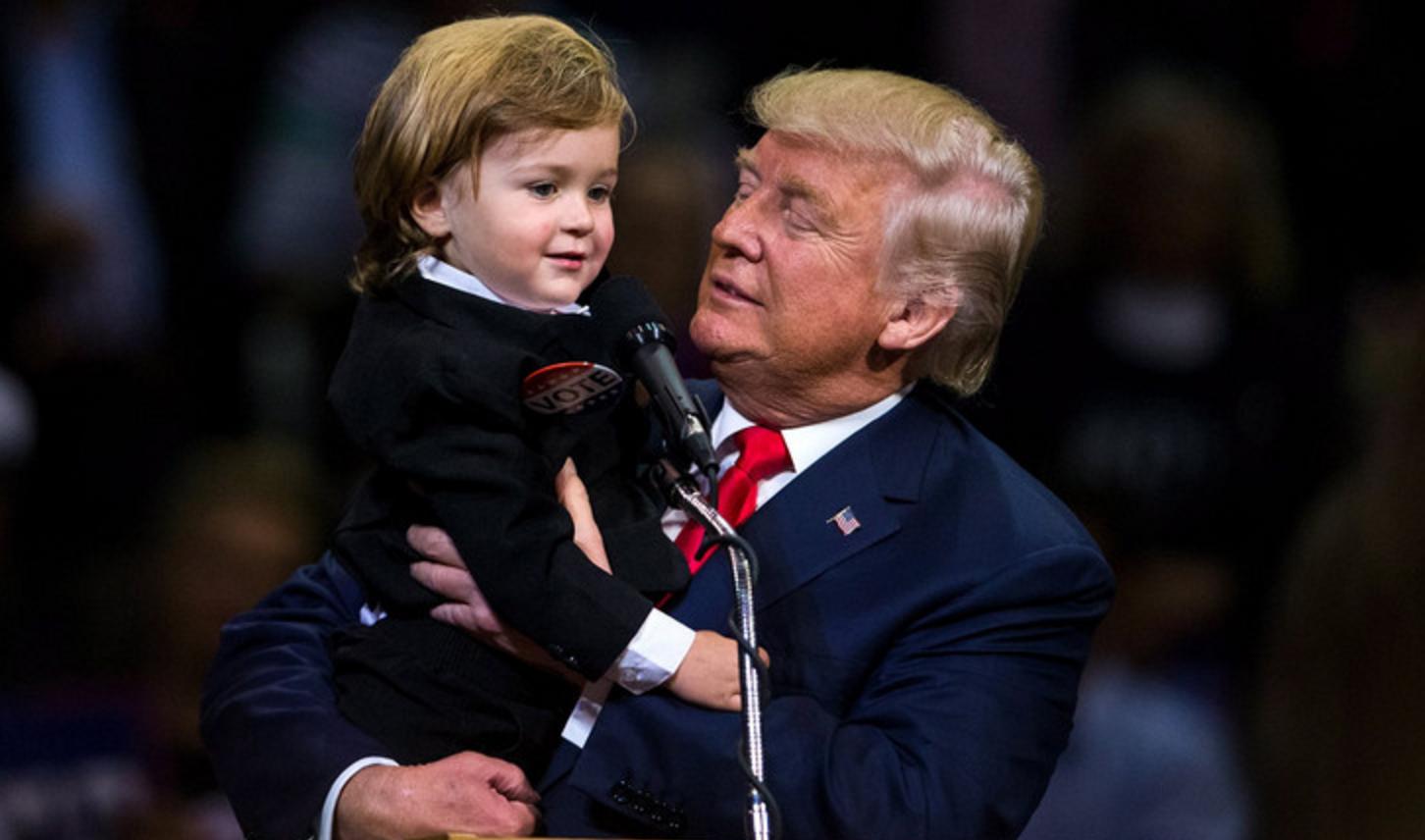 Niños De Estados Unidos Le Piden A Los Reyes Magos Un Nuevo Corazón Para Donald Trump