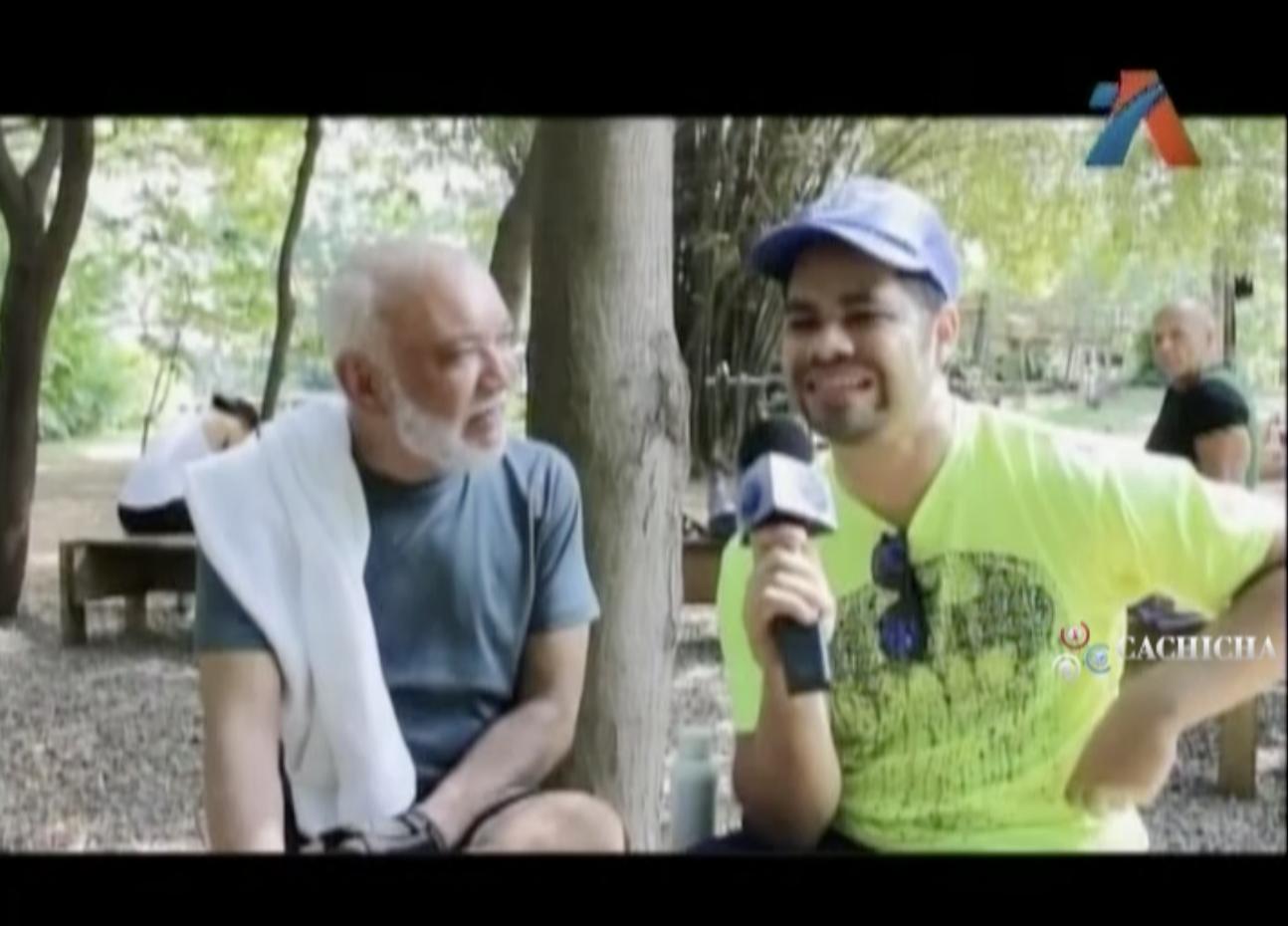 Pregunta Para Jochy Santos: ¿Estas Preparando Tu Retiro De La Televisión? Esta Fue La Respuesta Del Artista