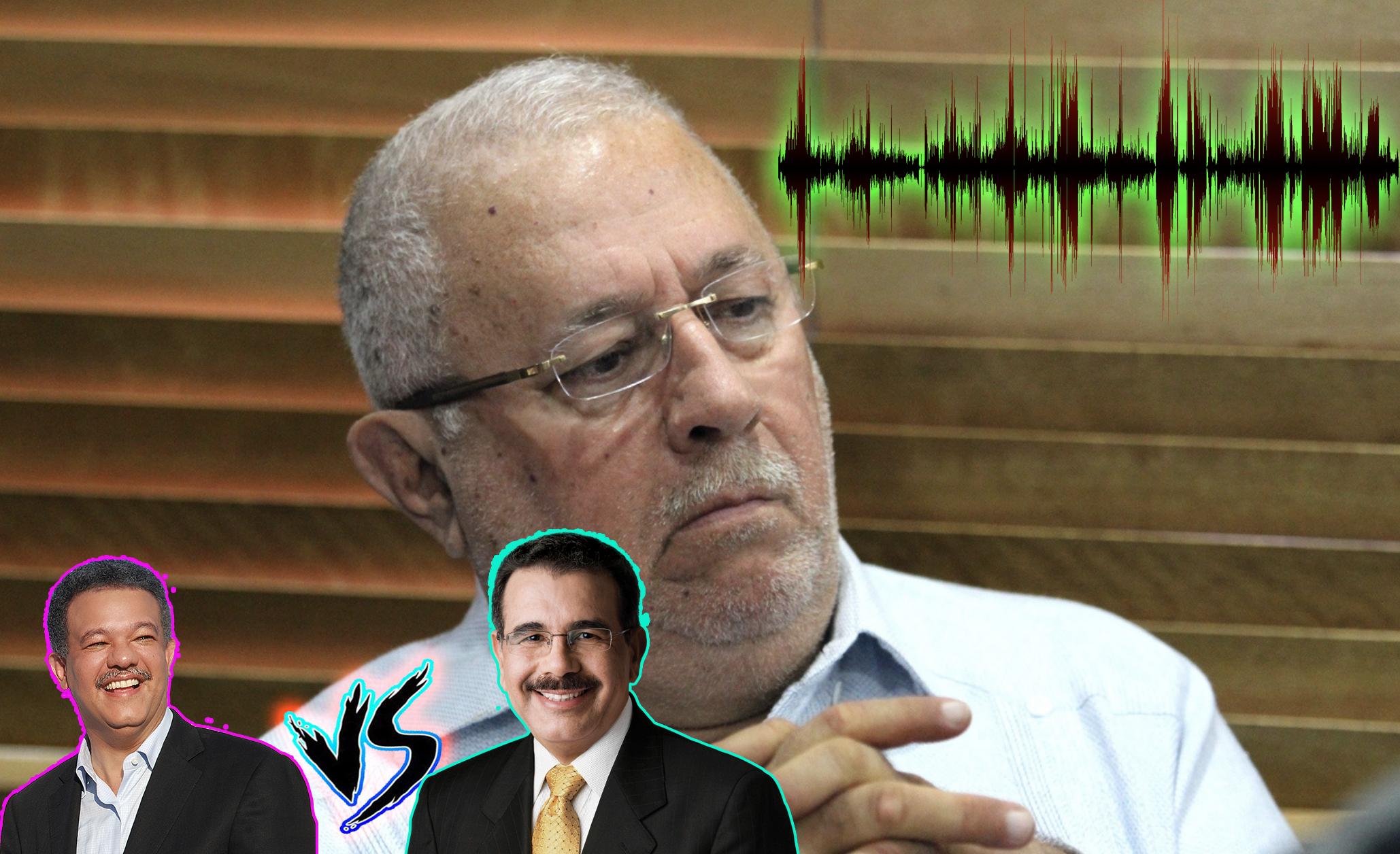 Alvarito Habla De La Reunión De Leonel Fernandez Con Los Congresistas Que Pertenecen A Su Bando Y Sobre La Guerra Interna Del Partido
