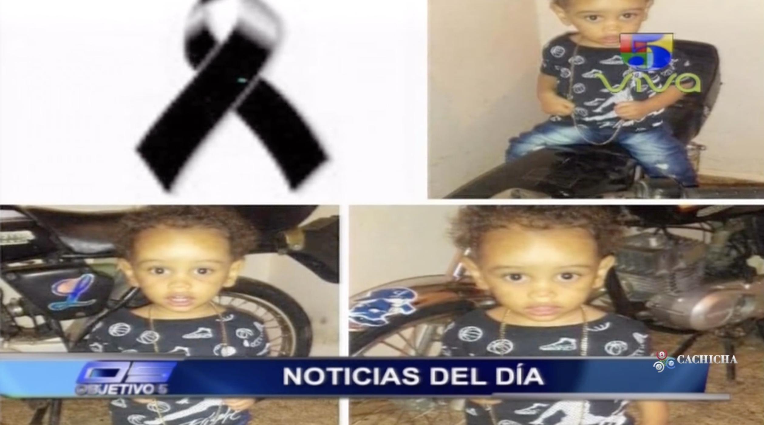 Objetivo 5: Esto Es Lo Que Se Sabe Del Niño Que Murió En Aparente Maltrato Por Parte De Sus Padres