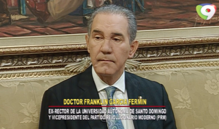 Aeromundo: Entrevista Doctor Franklin García Fermín