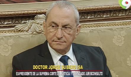 Aeromundo: Entrevista Doctor Jorge Subero Isa
