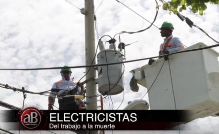 Código Calle: Electricistas Del Trabajo A La Muerte
