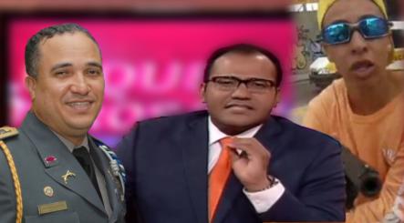 Salvador Holguín Revela Lo Que Está Pasando Con La Policía Nacional