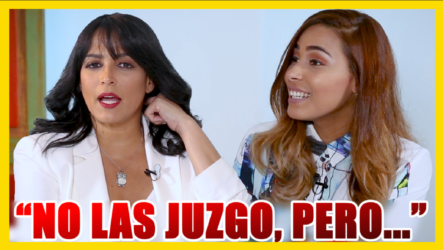 """Esto Fue Lo Que Le Dijo Celinés Toribio  Nelfa Núñez Sobre Las """"CHAPIADORAS"""" De Los Medios  -Interview"""