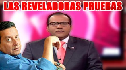 Salvador Holguín Muestra Las REVELADORAS Pruebas Del Nuevo Escándalo Que Embarra Al Gobierno