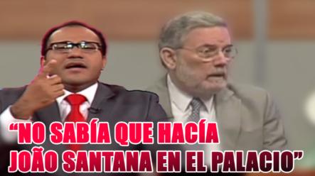 Salvador Holguín Muestra Un Video REVELADOR, Esto Fue Lo Que Dijo Marchena Hace Un Año De João Santana