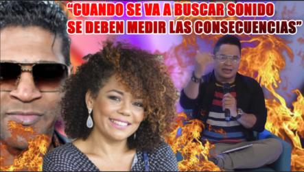 Robert Sánchez Le Manda Contundente Mensaje A Cheddy García