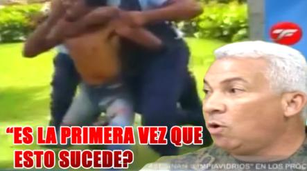 """Jefe De La Policía Municipal Dice,  """"Es La Primera Vez Que Esto Sucede"""""""