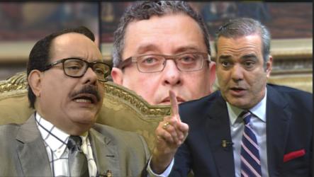 Estamos Pidiendo Que Se Investiguen Los Contratos Con Joao Santana Entrevista A Luis Abinader