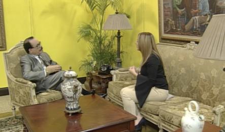 """Entrevista A La Diputada Del PRM Gloria Reyes: """"La Bancada Del PLD No Estuvo De Acuerdo Que Se Investigaran Los Pagos A João Santana"""""""