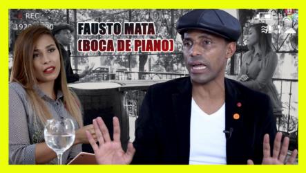 """""""Estamos En Una Etapa Que El Trabajo Sólo No Basta ."""" Las Declaraciones De Fausto Mata A Nelfa Núñez -Interview Parte 2"""