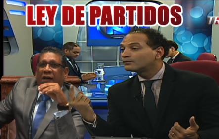 José Laluz Da Detalles De Todo Lo Que Pasó En La Cámara De Diputados Durante Aprobación De Ley De Partidos