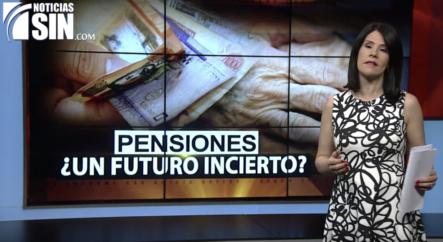 El Informe: ¿Cuánto Dinero Calcula Usted Le Hará Falta Para Vivir Dignamente Cuando Se Pensione?