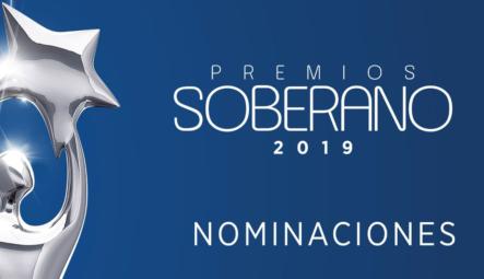 En Vivo Nominaciones A Premios Soberano 2019 – Transmisión En Vivo