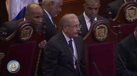 Mira Aquí En Vivo El Discurso De Rendición De Cuentas Del Presidente Danilo Medina