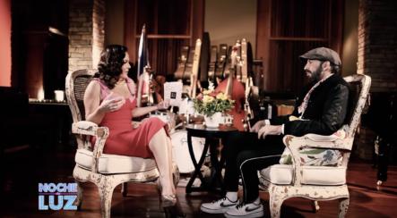 Entrevista Exclusiva A Juan Luís Guerra En Noche De Luz