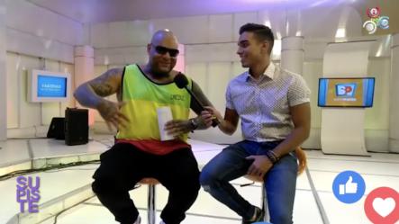 Entrevista Al Actor Y Cantante Venezolano Pedro Pérez (Budú) Por Steven Escorche | Supiste – Cachicha TV