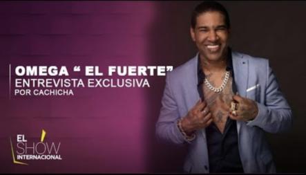 Recordando Esta Entretenida E Interesante Entrevista A Omega En El Show Internacional