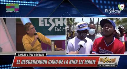 Vecino De La Familia Liz Maria Dice ADVIRTIÓ Sobre El Panadero Pero SUS PADRES No Le Hicieron Caso