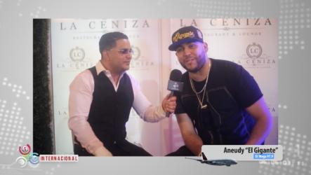 """Entrevista Exclusiva De Aneudy """"El Gigante"""" En Cachicha Internacional"""