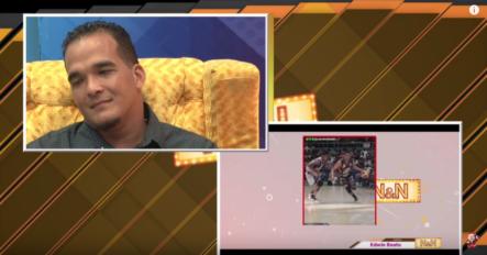Entrevista Exclusiva A La Estrella Del Baloncesto Vegano Lenin Martínez En N&N Con Nelfa Núñez