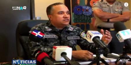 Director PN Explica Uso De Armas No Letales / Noticias Al Punto