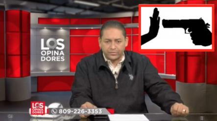 Los Opinadores: La Delincuencia Continúa Arropando A La República Dominicana