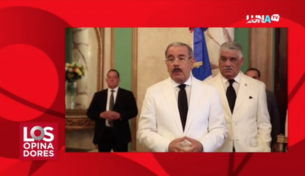 Continúa Causando Revuelo En Las Redes Sociales Las Declaraciones De Danilo Medina