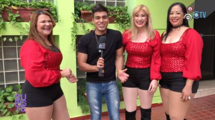 Entrevista Exclusiva A Las Monumentales Chicas Del Can Con Steven Escorche