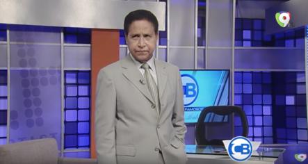 Carlos Batista: Estoy Complacido Que Margarita Vaya Como Vice