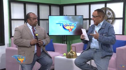 Periodista Pablo Aguilera Desmiente Ministro De Salud Pública