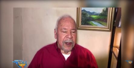 Comunicador Ramon De Luna Cumple 88 Años De Edad