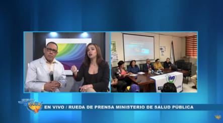 Ministro Salud Pública Dice Niño De Santiago Con Coronavirus Está Estable