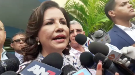 Margarita Cedeño Se Refirió Al Tema Del Coronavirus