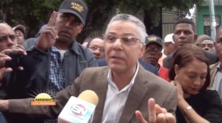 Salen A La Luz Datos Impresionante Sobre El Candidato Manuel Jimenez