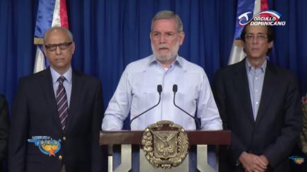 Gobierno Dominicano Anuncia Nuevas Medidas En Torno A La Prevención Del Coronavirus