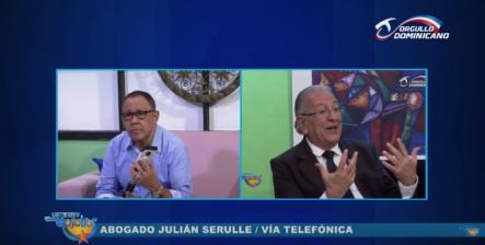 Abogado Julian Serulle Habla Sobre Estado De Emergencia Nacional Por Coronavirus