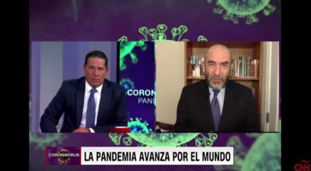 La Pandemia Avanza Por El Mundo
