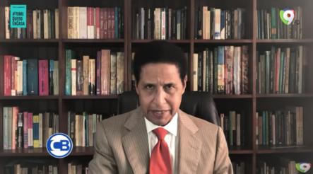 Carlos Batista Comenta Sobre Las Ayudas En RD Por COVID-19