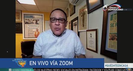 José Fabian Hace Llamado A La Población Ante Pandemia Del Covid-19